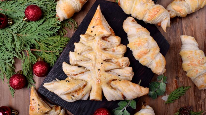 6 délicieux amuse-bouches pour votre repas de Noël