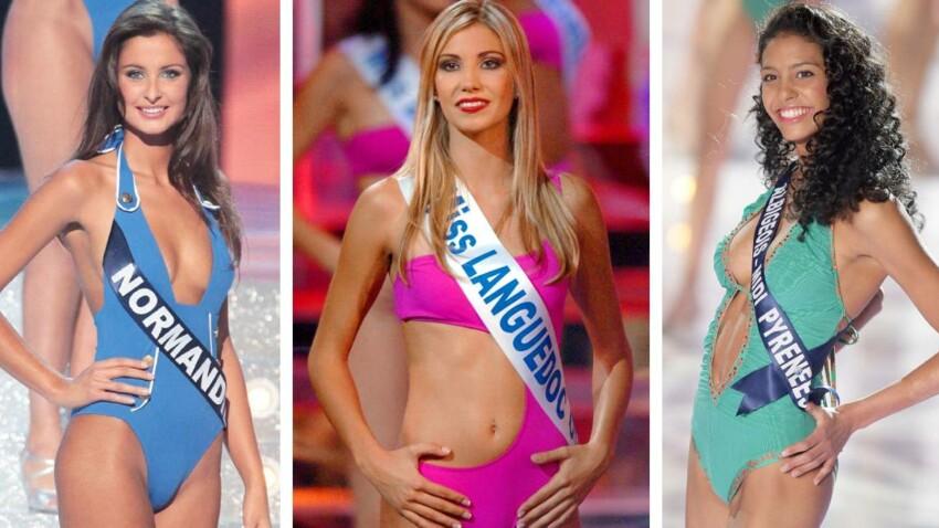 Miss France : retour sur leurs maillots de bain les plus osés