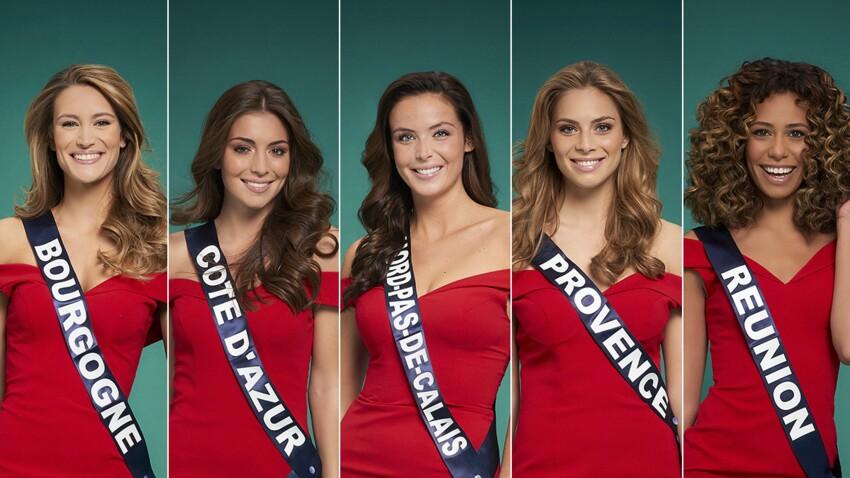 Miss France 2021 : découvrez les photos officielles des 29 candidates à l'élection