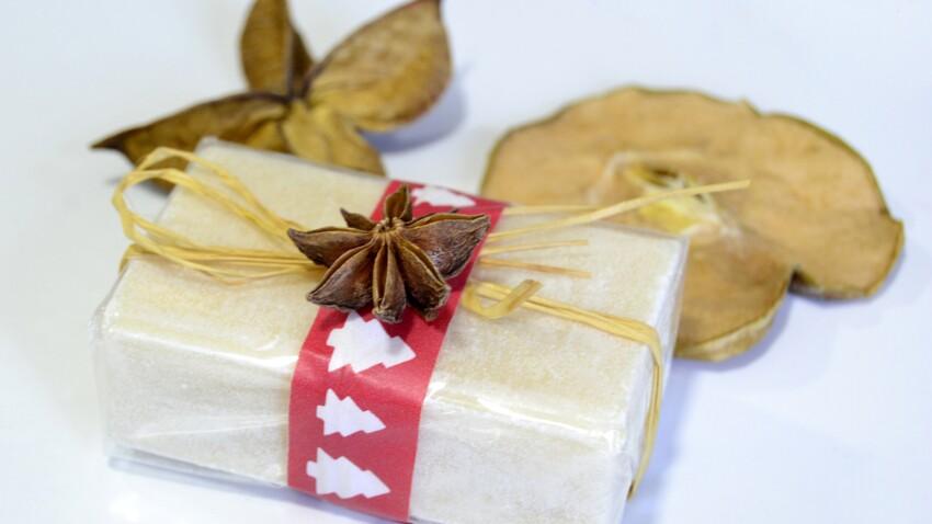DIY : des savons fondants aux épices de Noël