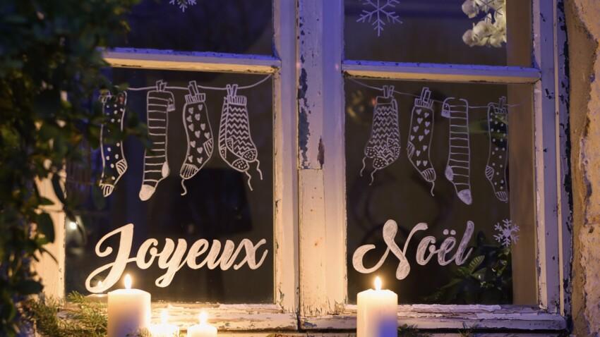 5 créations à télécharger gratuitement pour décorer ses fenêtres à Noël
