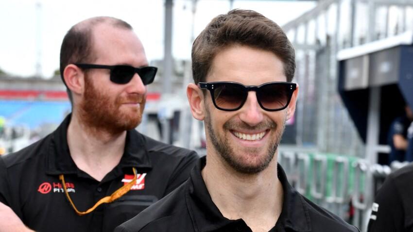 """""""J'ai vu la mort arriver"""" : Romain Grosjean se confie sur son terrible accident de Formule 1"""