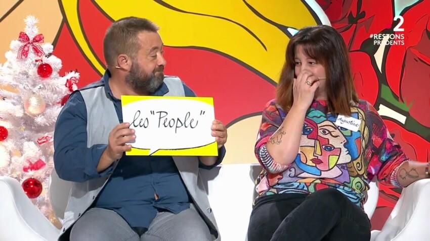 """Un candidat balance sur la passion (non assumée) de sa femme dans """"Les Z'amours"""""""