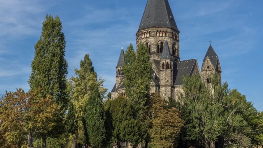 Zoom sur Metz, la capitale de la Moselle