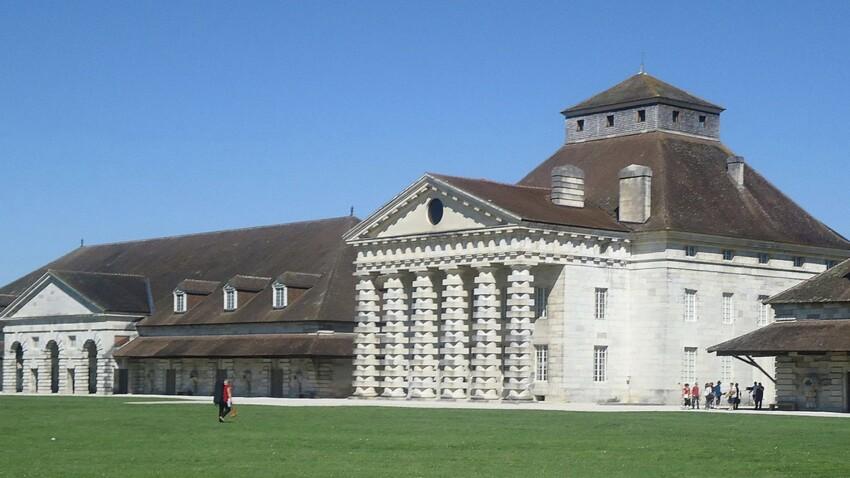 Tout savoir sur la saline d'Arc-et-Senans