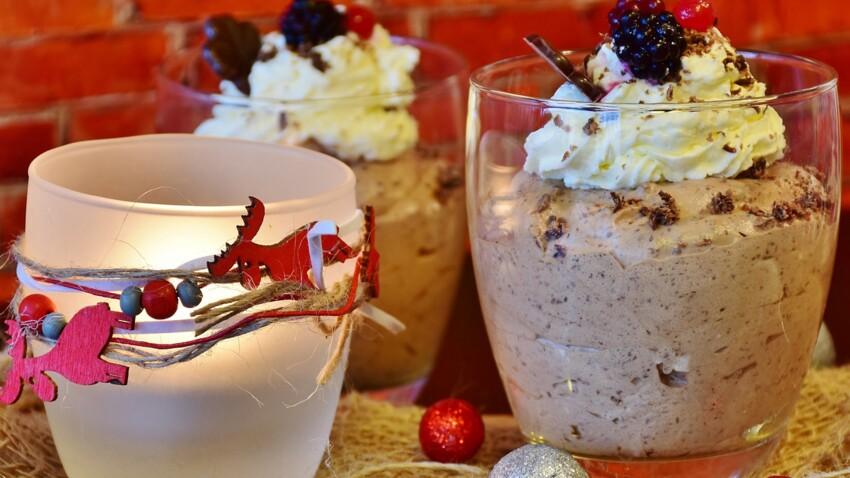 7 délices sucrés pour votre repas de Noël