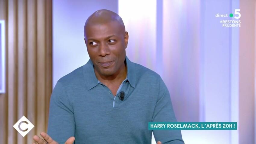 Harry Roselmack interdit d'entrer dans un magasin : ce souvenir raciste qui l'a marqué