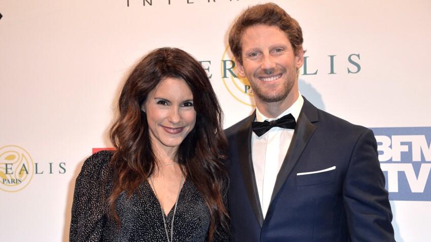 Romain Grosjean sain et sauf après son accident : sa femme Marion Jollès se confie
