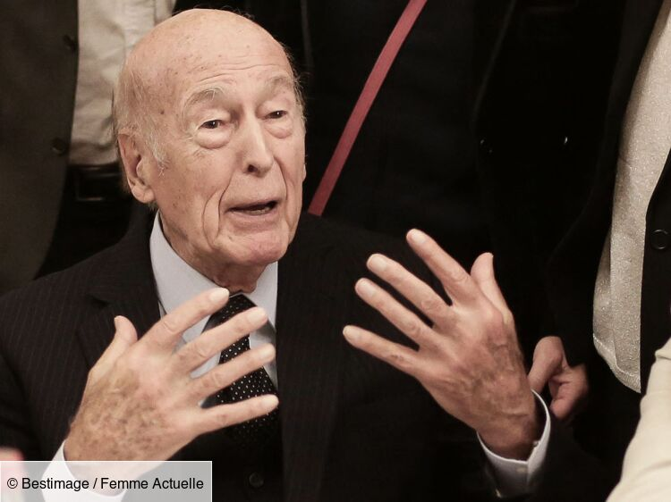 L'ancien président Valéry Giscard d'Estaing est mort