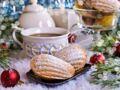 Madeleines : la recette gourmande aux saveurs de Noël