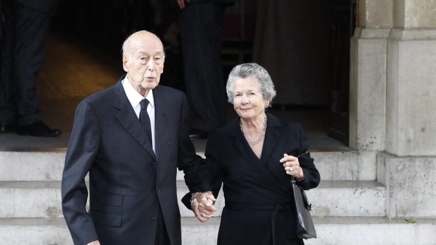 Mort de Valéry Giscard d'Estaing : qui est Anne-Aymone, sa femme depuis 68 ans ?