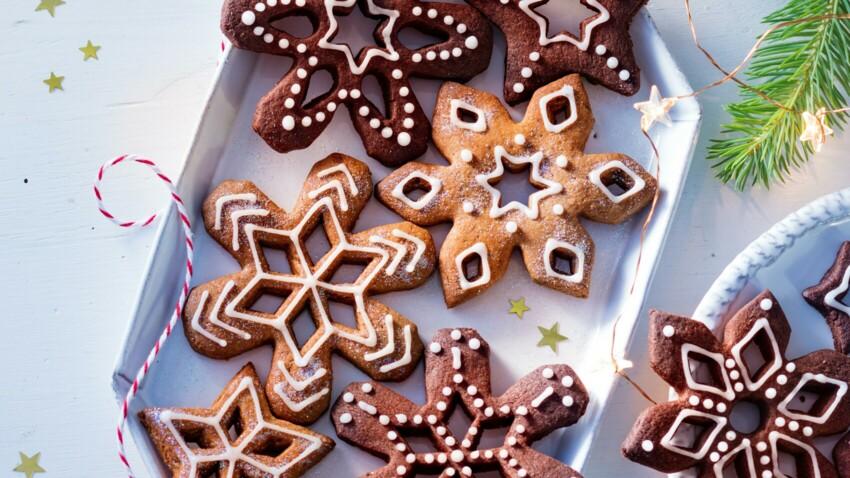 Les meilleurs biscuits de l'Avent : 10 recettes à déguster en attendant Noël