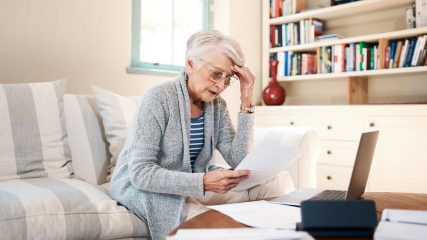 Alzheimer : attention si vous ne payez pas vos factures !