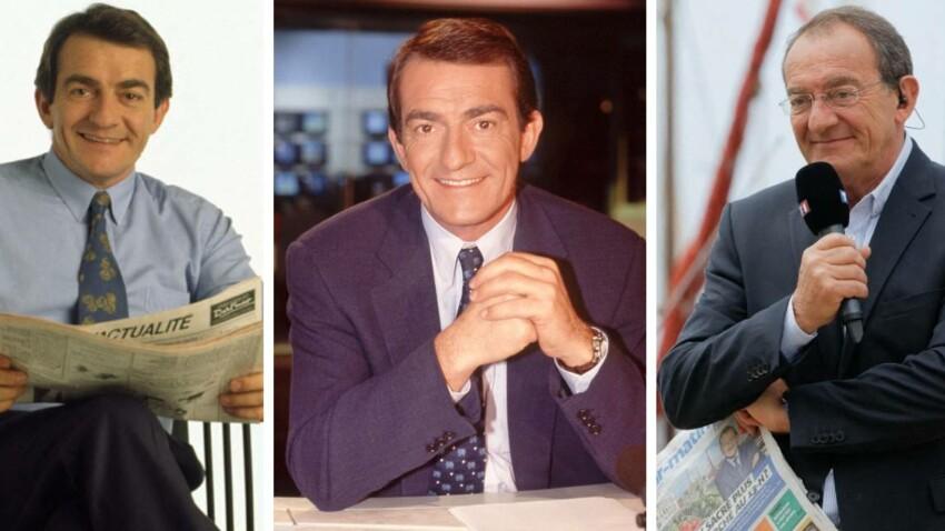 Jean-Pierre Pernaut quitte le JT : retour en 70 images sur sa carrière - PHOTOS