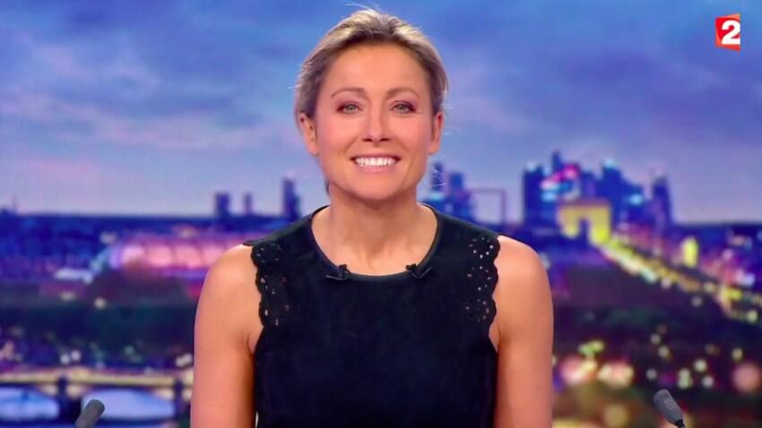 """Anne-Sophie Lapix attaquée sur son """"petit sourire narquois"""" : sa réponse étonnante"""