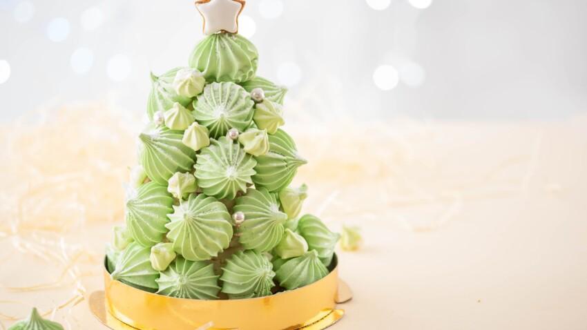 Meringues de Noël : nos recettes faciles