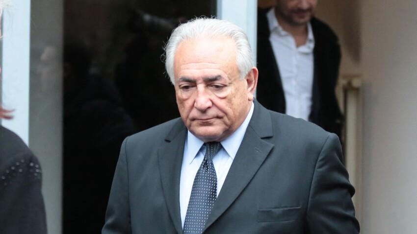 """Dominique Strauss-Kahn prépare un film avec """"sa version des faits"""" pour 2021"""