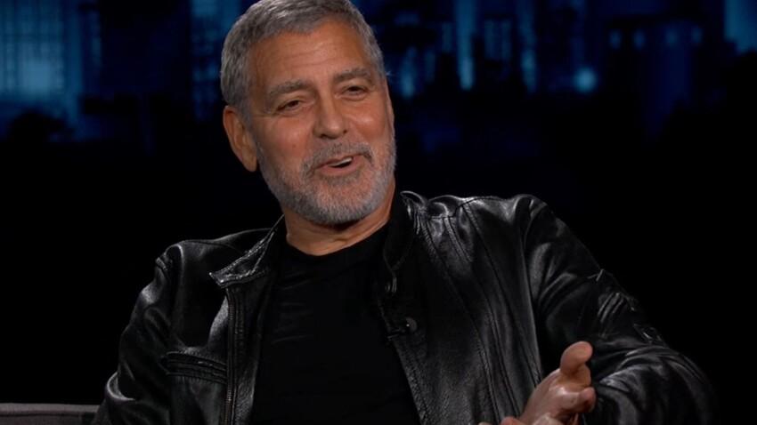 George Clooney : cette blague osée (et dégoûtante) qu'il a apprise à ses enfants