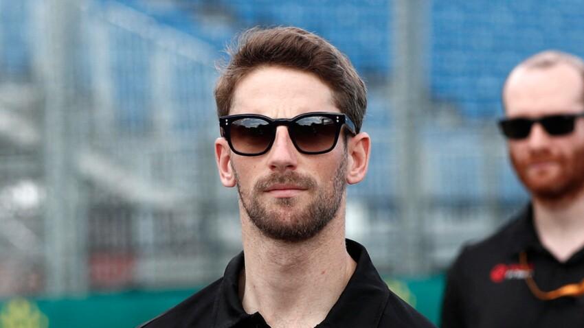 """""""J'ai cru que j'étais mort"""" : Romain Grosjean, l'époux de Marion Jollès sur son accident"""