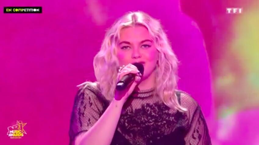 """""""NRJ Music Awards"""" : (très) rare apparition de Louane et son chéri Florian Rossi"""