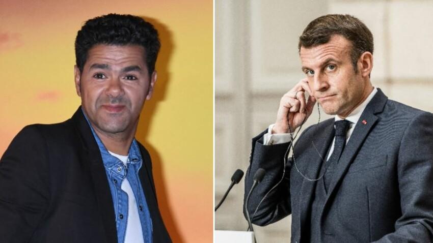Jamel Debbouze : cette scène ahurissante où il a violemment recadré Emmanuel Macron