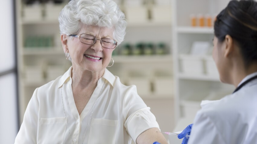 Pourquoi il faut grimacer quand on se fait vacciner
