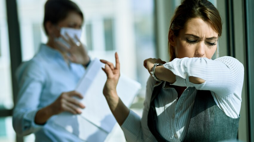 Covid-19 ou grippe : l'ordre d'apparition des symptômes pourrait vous aider à les distinguer