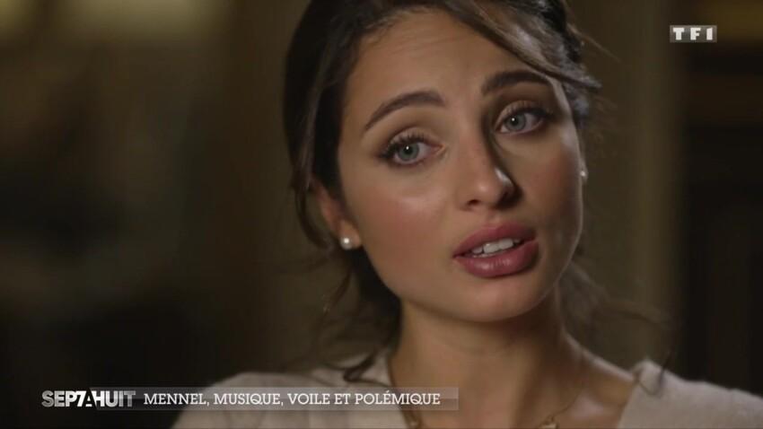 """Mennel (""""The Voice"""") : """"Hypocrite"""", """"Magnifique"""", les internautes divisés après son interview sur TF1"""
