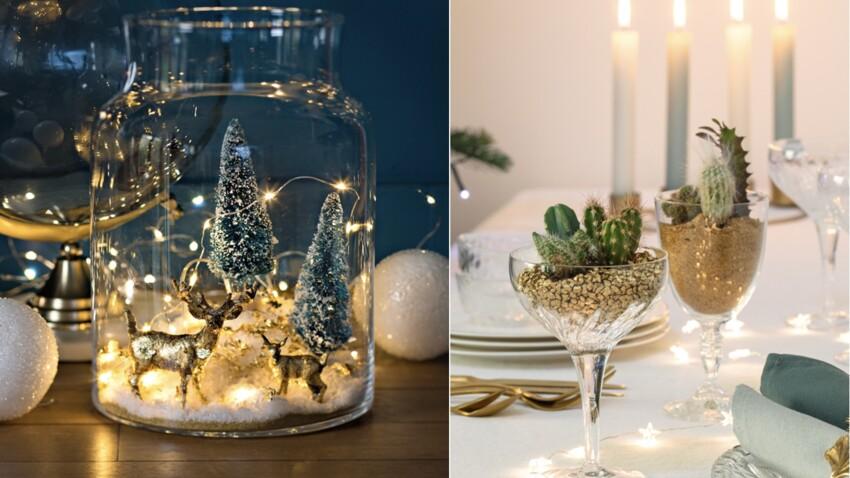 Terrariums : nos idées pour les customiser à Noël