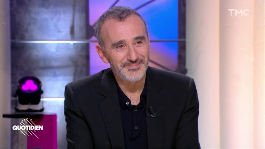 Elie Semoun fait de bouleversantes confidences sur la fin de vie de son père
