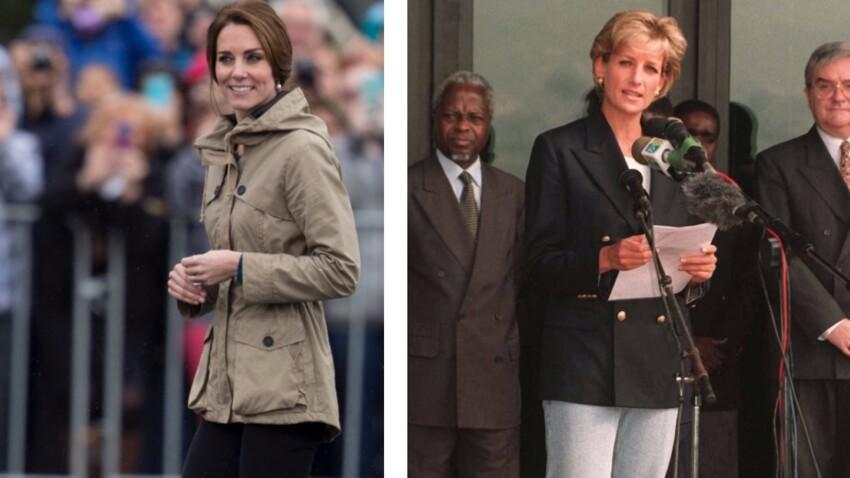Voici les baskets préférées de Lady Di et de Kate Middleton... (et pas chères !)