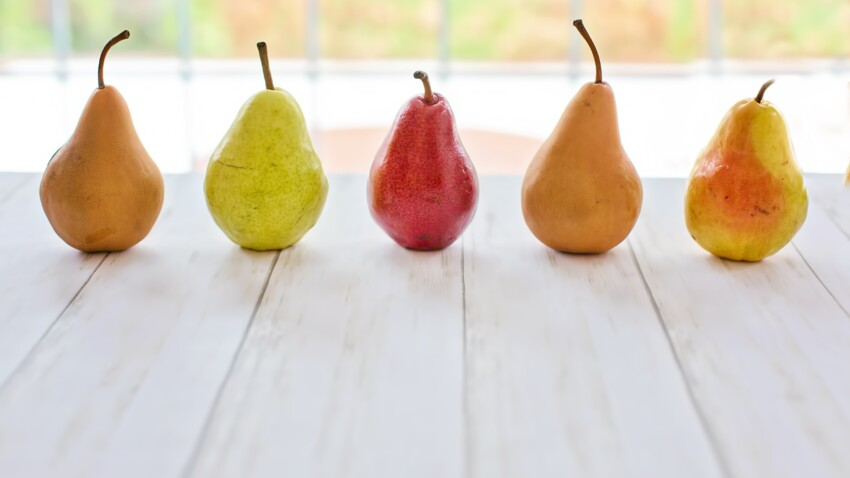 Poires : 7 variétés de saison à découvrir