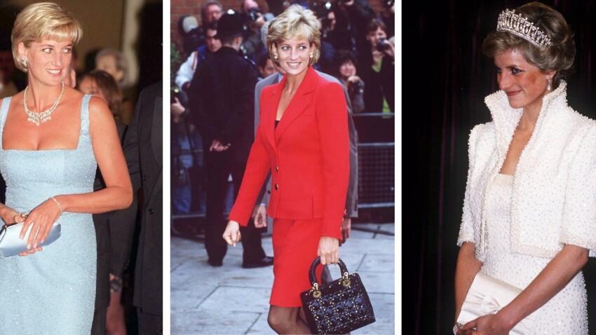 Lady Diana : retour sur ses marques préférées et ses tenues emblématiques