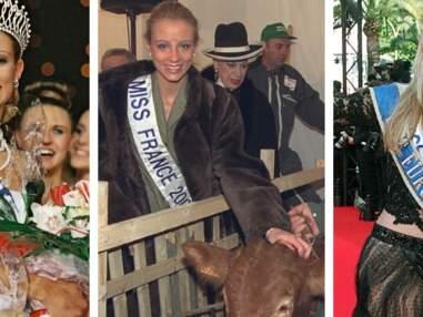 Élodie Gossuin : retour en 40 images sur son année de Miss France 2001