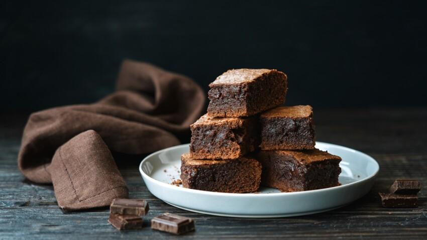 L'incroyable gâteau au chocolat avec 2 ingrédients seulement