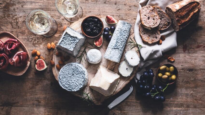 Noël : comment servir le plateau de fromages ?