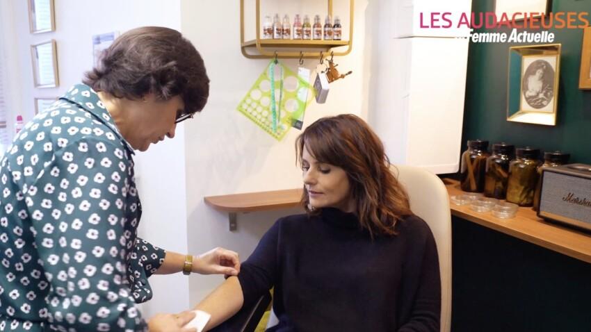 """""""Les Audacieuses"""" : la rencontre bouleversante de Faustine Bollaert avec une tatoueuse de mamelons - VIDEO"""
