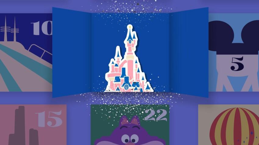 Noël 2020 : chaque jour une nouvelle surprise dans le calendrier de l'avent virtuel Disney