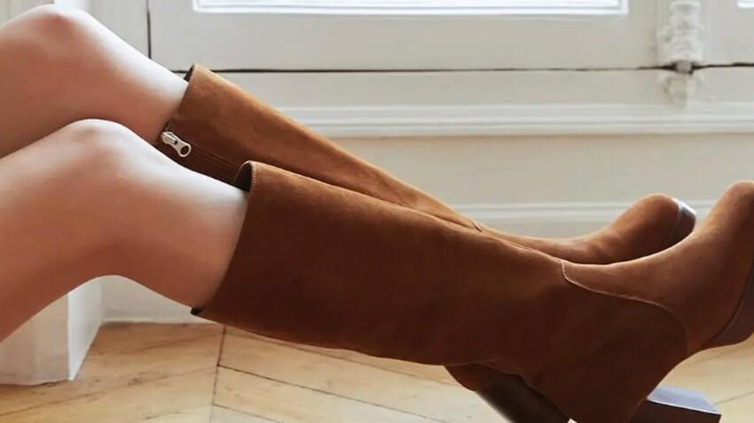 Voici les bottes vintage qui font fureur cet hiver !