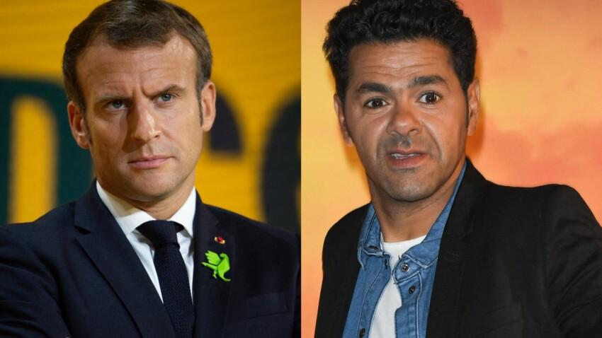 """Emmanuel Macron, insulté par Jamel Debbouze : l'humoriste """"très en colère"""""""
