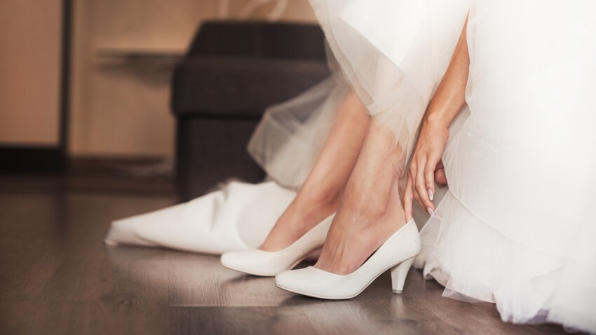 Chaussures de mariée: les modèles tendance pour un mariage en 2021