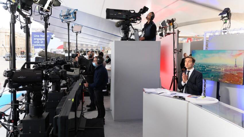 Qui est Adrien Gindre, le chef du service politique de TF1 et LCI?