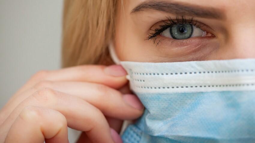 Covid-19 : ce symptôme oculaire est le plus fréquent en cas d'infection