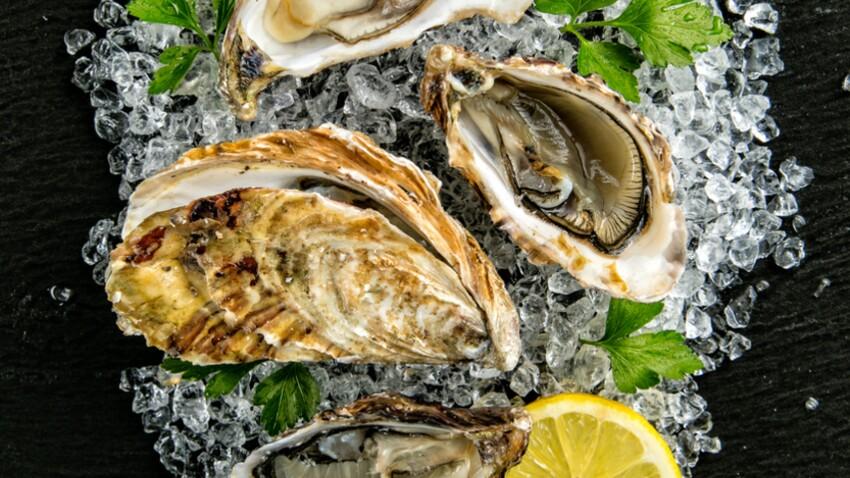 Noël : les astuces de Cyril Lignac pour choisir ses huîtres