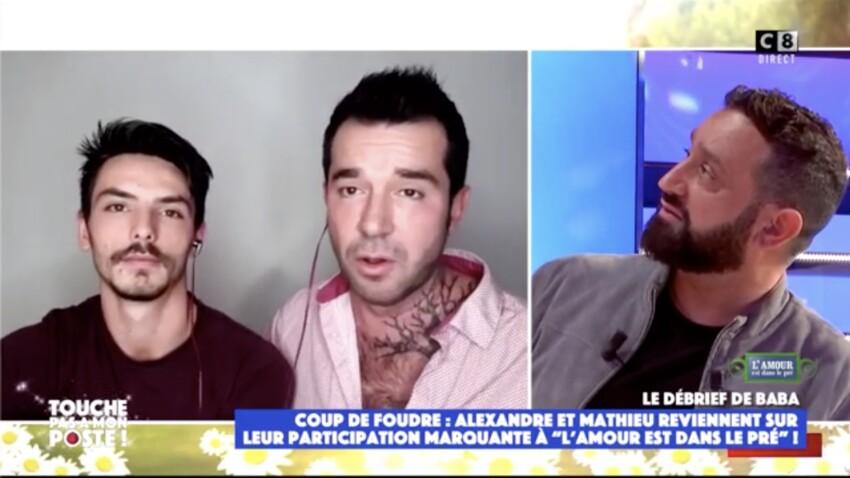 """""""L'amour est dans le pré"""" 2020 : Mathieu et Alexandre se confient sur la violence des menaces de mort qu'ils ont reçues"""