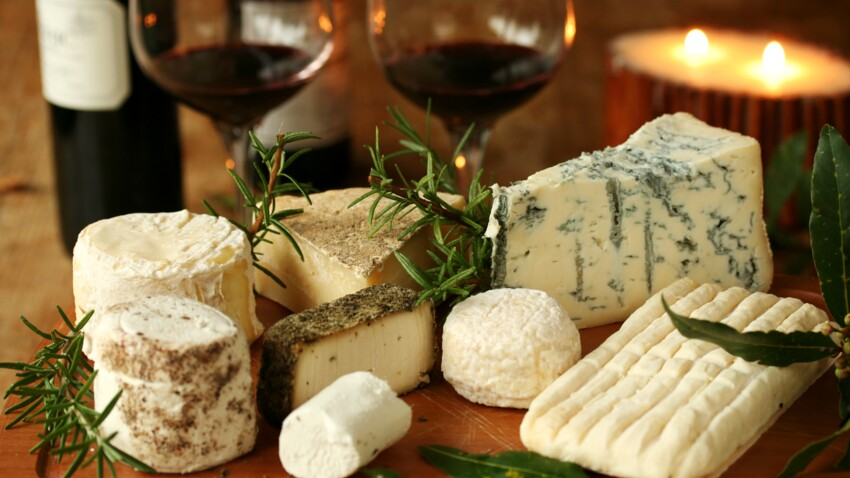 Pourquoi on aurait tort de se passer de fromage et de vin rouge