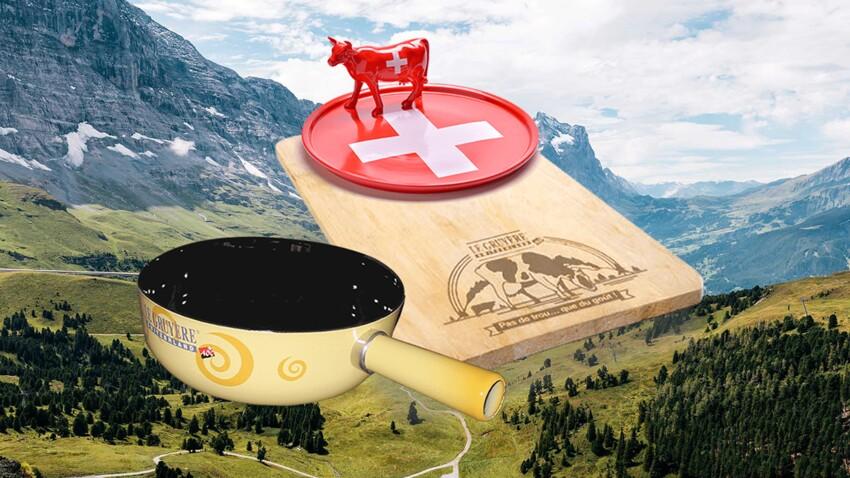 Tentez de gagner un kit complet pour déguster votre fromage entre amis !