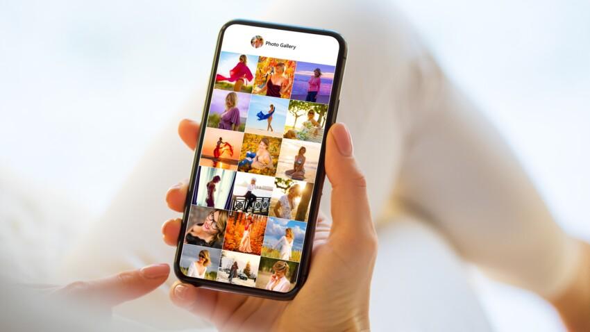 J'ai supprimé par erreur une photo de mon smartphone, comment la retrouver?