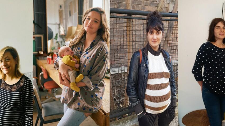 Elles sont tombées enceintes pendant le confinement