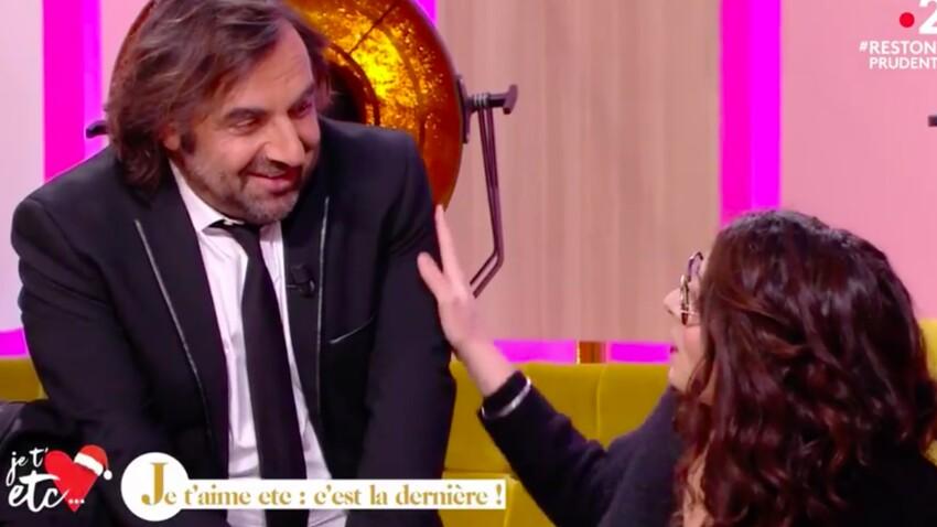 """André Manoukian : la surprise de sa fille pour la dernière de """"Je t'aime, etc…"""""""